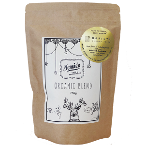 Jessie's Roasting Co. Organic Blend