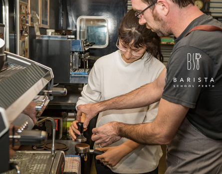 quality barista courses perth